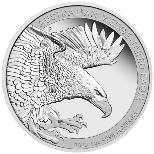 Wedge-Tailed Eagle - 1 Oz The Majestic Eagle